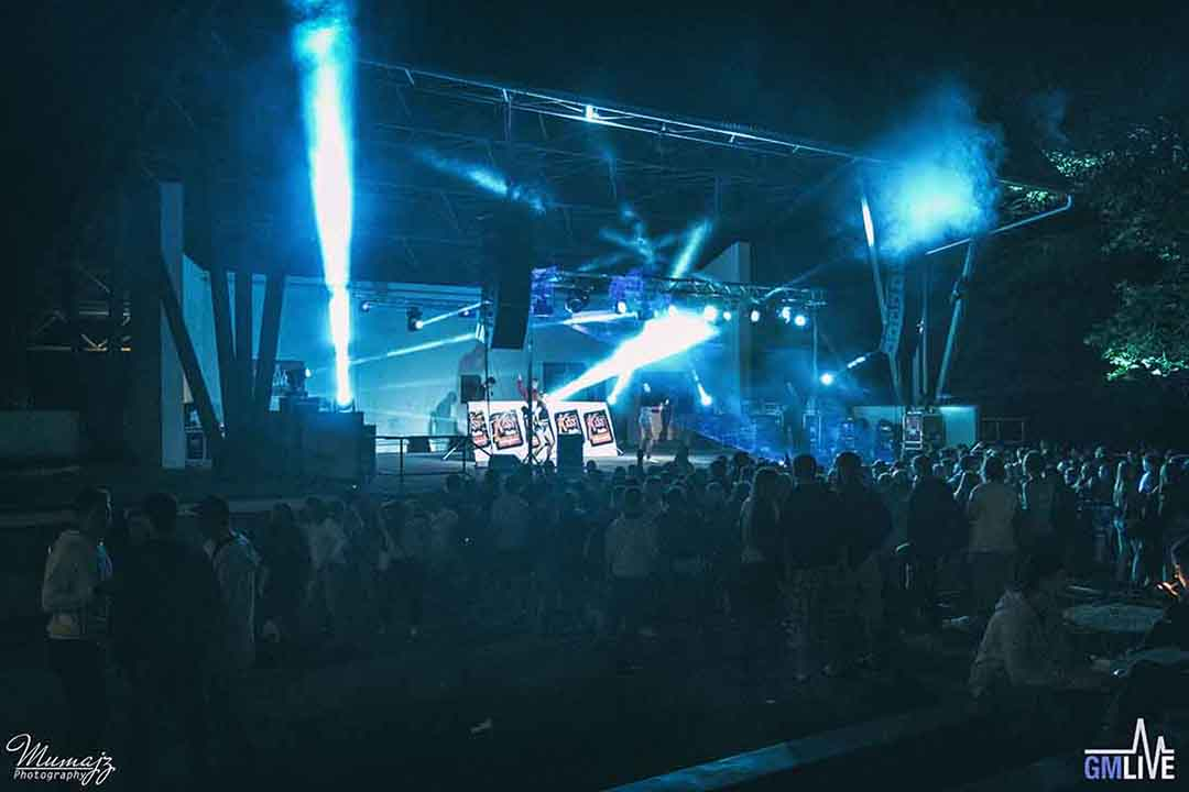 JicinKissMise - Ozvučení a osvětlení akcí - GM Live - 9. 7. 2019 -