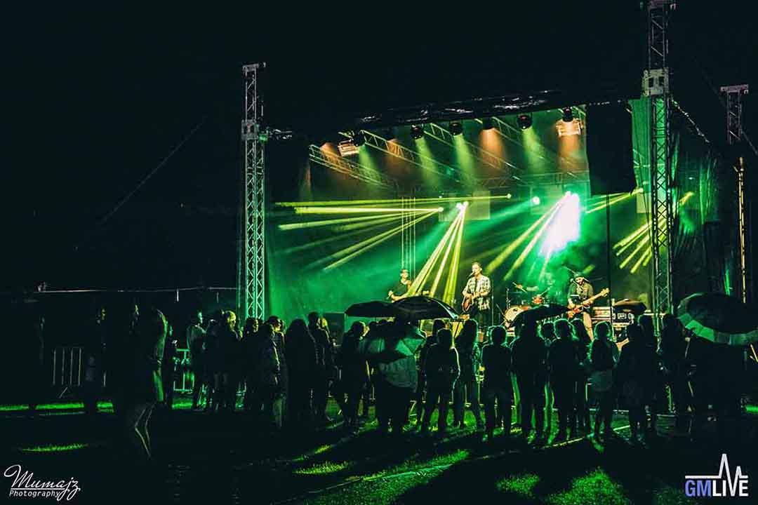 MustangyMilikov - Ozvučení a osvětlení akcí - GM Live - 9. 7. 2019 -