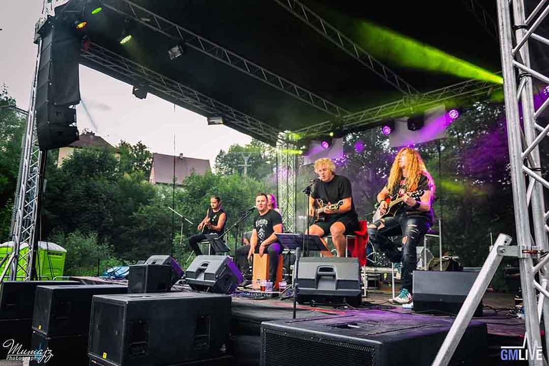 NýdekBierfest - Ozvučení a osvětlení akcí - GM Live - 9. 7. 2019 -